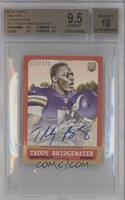 Teddy Bridgewater /150 [BGS 9.5]