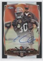 Isaiah Crowell /25