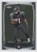 Marqise Lee (Leaning towards left side of card)