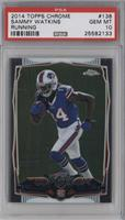 Sammy Watkins (Running Motion) [PSA 10]