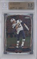 Tom Brady (White Jersey) [BGS9.5]