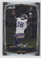 Adrian Peterson (White Jersey)