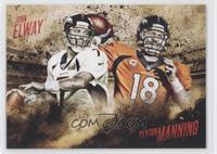 John Elway, Peyton Manning