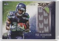 Paul Richardson /15