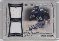 Andre Williams /200