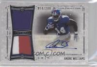 Andre Williams /200