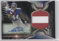 Andre Williams /125