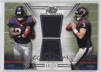 Jadeveon Clowney, Tom Savage /142