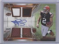 Johnny Manziel /50