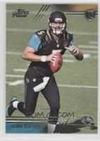 Blake Bortles (Ball in right hand)