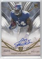 Andre Williams /100