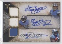 Matthew Stafford, Reggie Bush, Eric Ebron /36