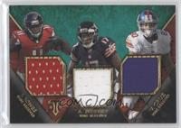 Julio Jones, Victor Cruz, Alshon Jeffery /18