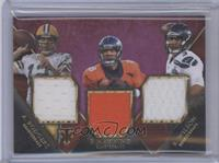 Aaron Rodgers, Peyton Manning, Russell Wilson /27