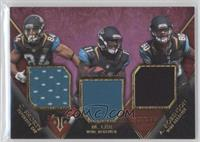 Cecil Shorts, Marqise Lee, Allen Robinson /27