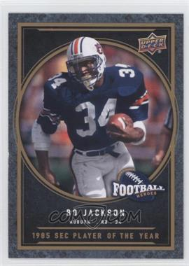2014 Upper Deck College Football Heroes #CFH-BJ - Bo Jackson