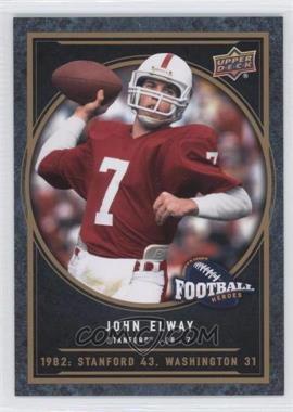 2014 Upper Deck College Football Heroes #CFH-JE - John Elway