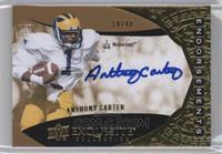 Anthony Carter #14/40