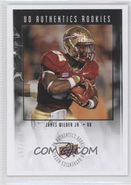 2014 Upper Deck UD Authentics Rookies #UA-13 - James Wilder Jr. /430