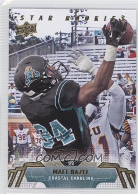 2014 Upper Deck #113 - Matt Hazel