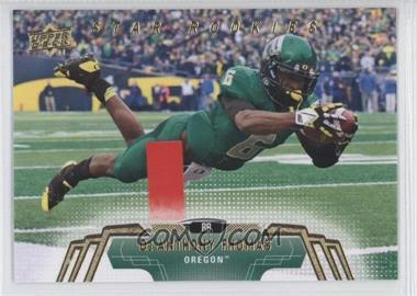 2014 Upper Deck #115 - De'Anthony Thomas