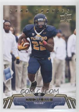 2014 Upper Deck #118 - David Fluellen