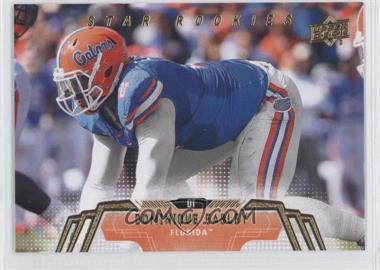 2014 Upper Deck #138 - Dominique Easley