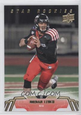 2014 Upper Deck #77 - Jordan Lynch