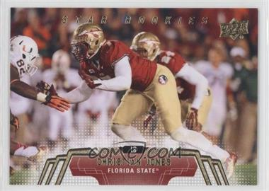 2014 Upper Deck #82 - Christian Jones