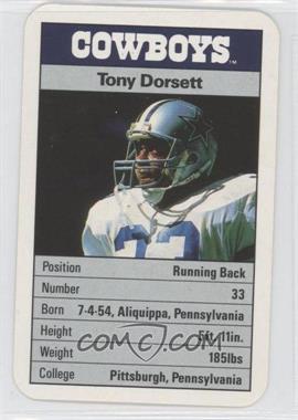 2015 [???] [???] #N/A - Tony Dorsett