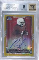 Deontay Greenberry /75 [BGS9]