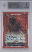 Randy Gregory /25 [BGS 9]