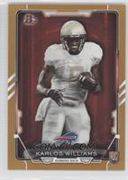 Karlos Williams /399