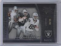 Amari Cooper, Tim Brown, Jerry Rice /99