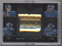 Odell Beckham Jr., Victor Cruz, Andre Williams, Eli Manning /149