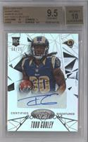 Todd Gurley /25 [BGS 9.5]