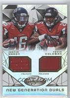 Justin Hardy, Tevin Coleman /799