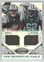 Bryce Petty, Leonard Williams /799