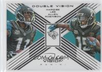 Allen Robinson, Marqise Lee