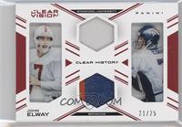 John Elway #21/25