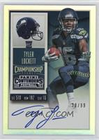Rookie Ticket RPS - Tyler Lockett (Base) /99