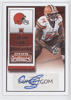 Rookie Ticket - Cameron Erving (Team Logo)
