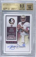 Rookie Ticket RPS - Jameis Winston (College) [BGS 9.5]