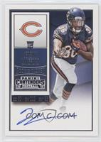 Rookie Ticket RPS - Jeremy Langford (Team Logo)