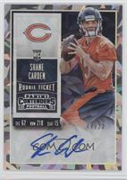 Rookie Ticket - Shane Carden (Base) /23