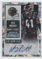 Rookie Ticket - Nick Marshall /23