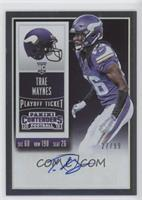 Rookie Ticket - Trae Waynes /199