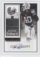Rookie Ticket - Michael Dyer