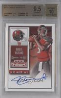 Rookie Ticket RPS - Jameis Winston (Base) [BGS 9.5]