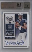 Rookie Ticket RPS - Marcus Mariota (Base) [BGS 9.5]